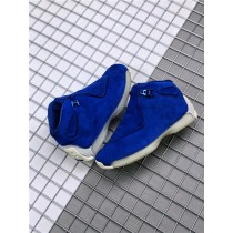 Jordans 18 Suede Pack Shoes