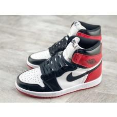 Air Jordan 1 Retro Black Toe Shoes