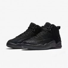 Air Jordans 12 Retro OVO Black Basketball Shoes