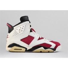 Air Jordans 6 Retro Carmine Shoes
