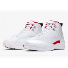 Jordans 12 Twist White Shoes