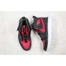 Air Jordan 1 High React Noble Red Shoes