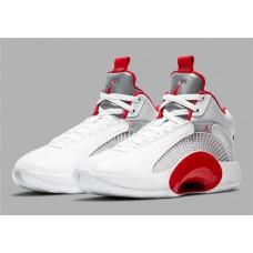 Jordans 35 Fire Red Shoes